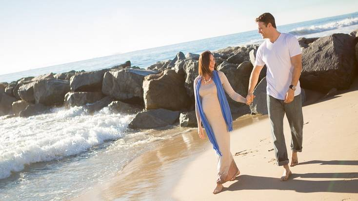 Enjoy a babymoon vacation before your new arrival comes into the world