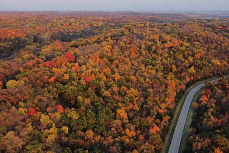 Plan a Midwest road trip