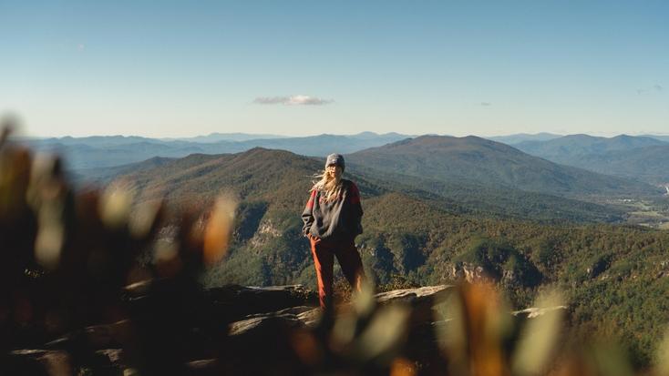 Mountain views in North Carolina: getaways to remember