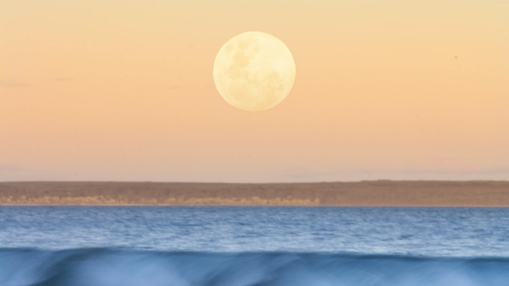 Sunset over Jervis Bay: NSW holiday destinations for beach camping