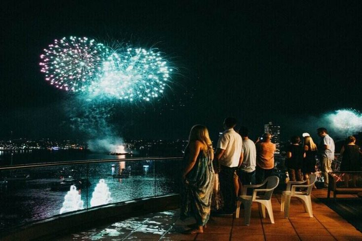 unique nye destinations with fireworks