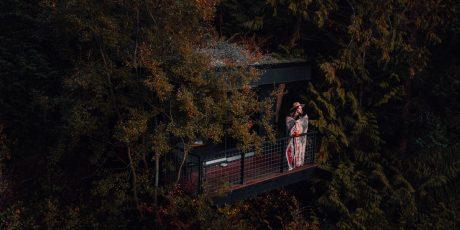 Tropical Tree House Rentals: Couples Retreat Ideas