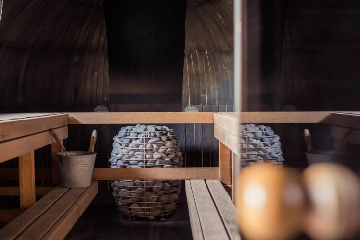 Interior of gorgeous spa for the perfect weekend spa getaways with glamping hub