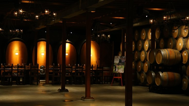 Winery in Napa: getaway ideas 2021