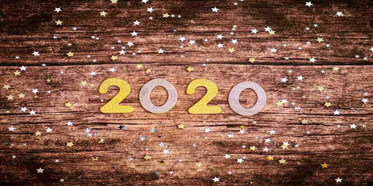 celebratory new years eve sign
