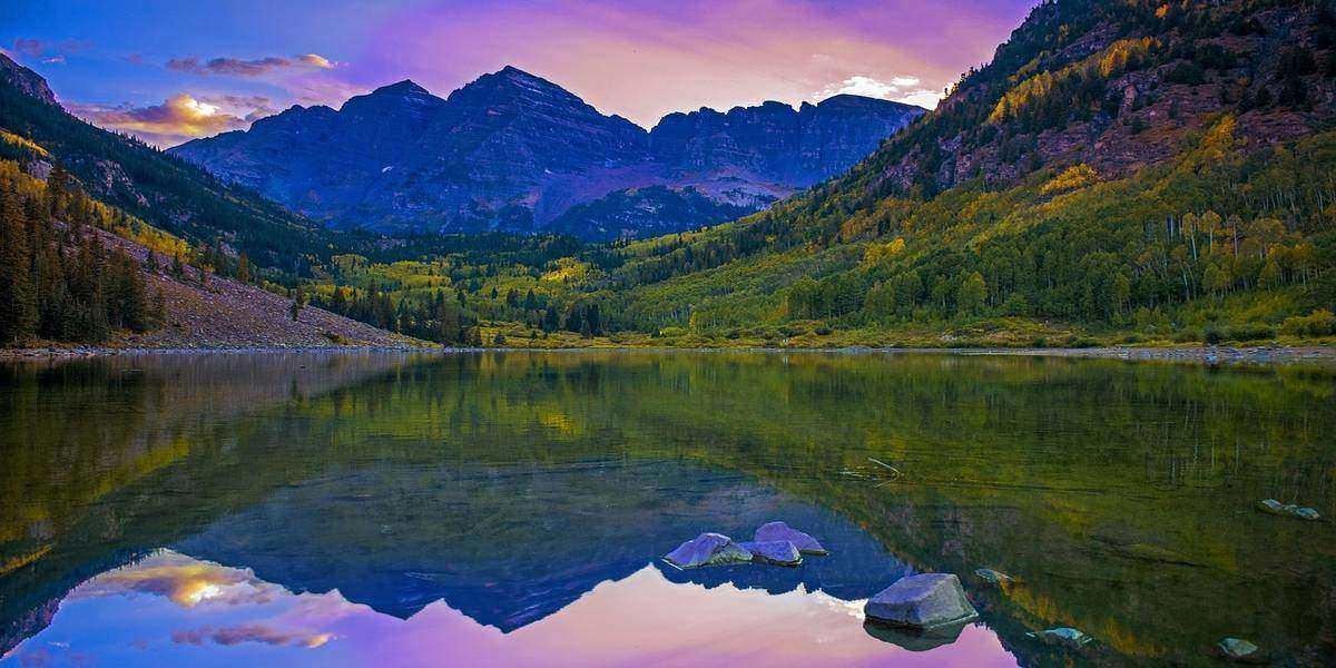 Visit Colorado for a unique glamping getaway