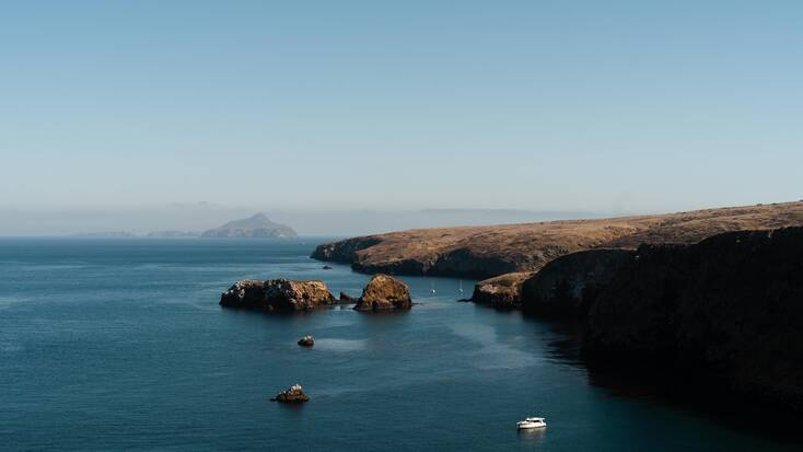 Go camping near Channel Islands National Park