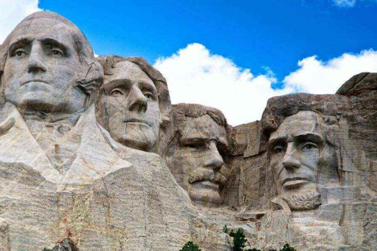 Celebrate president's day weekend