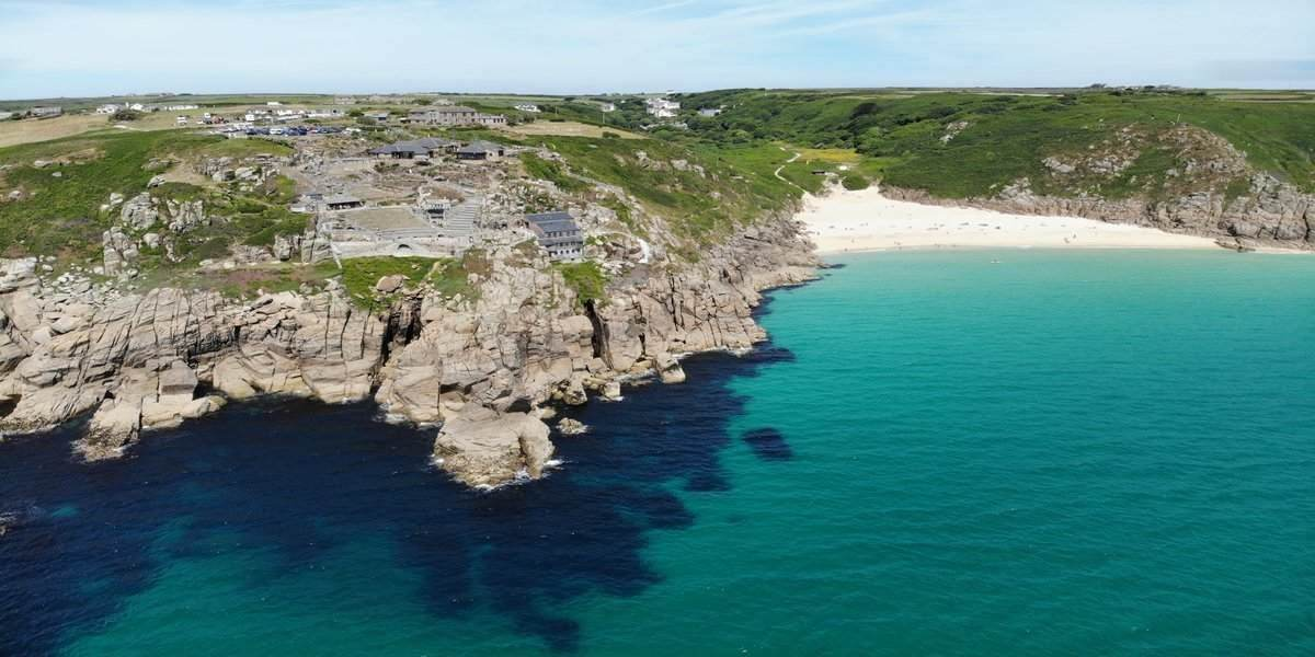 one of the best beaches in England, Cornwall