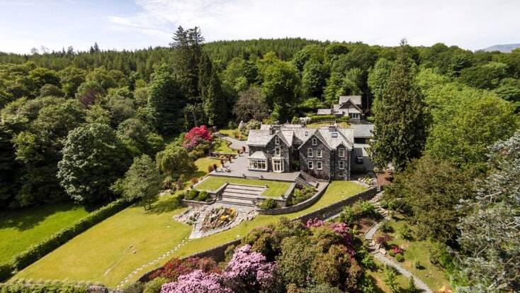 Holidays in the Lake District: country house rental for weekend getaways