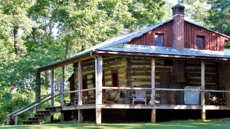 A Virginia cabin rental
