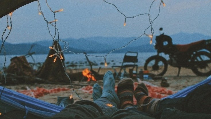 Private camping: romantic vacations in Texas