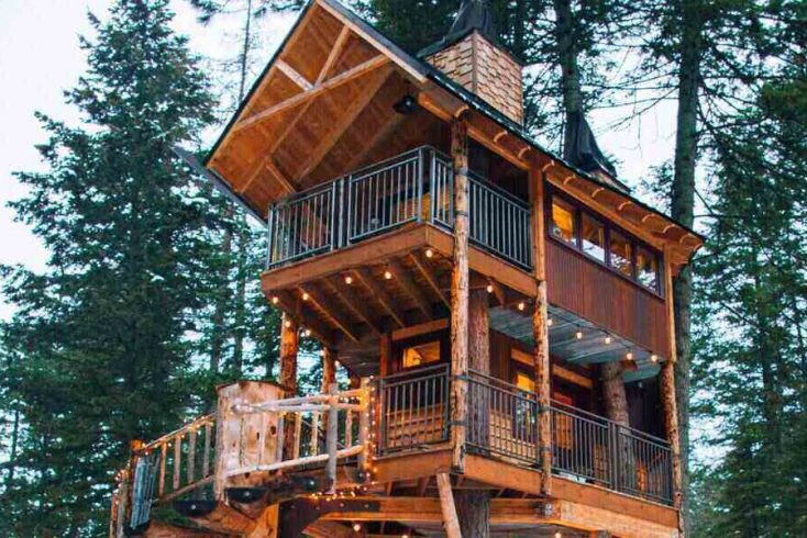 Best tree house rentals