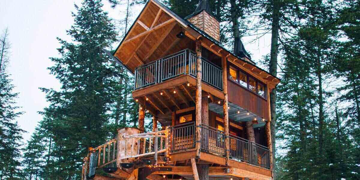 Best tree house rentals