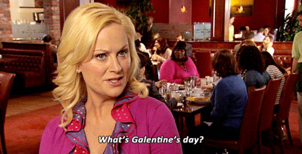 What's Galentine's Day? Ask Leslie Knope from Parks & Rec