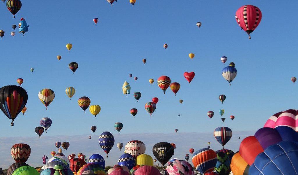 2020 Albuquerque Balloon Fiesta Events