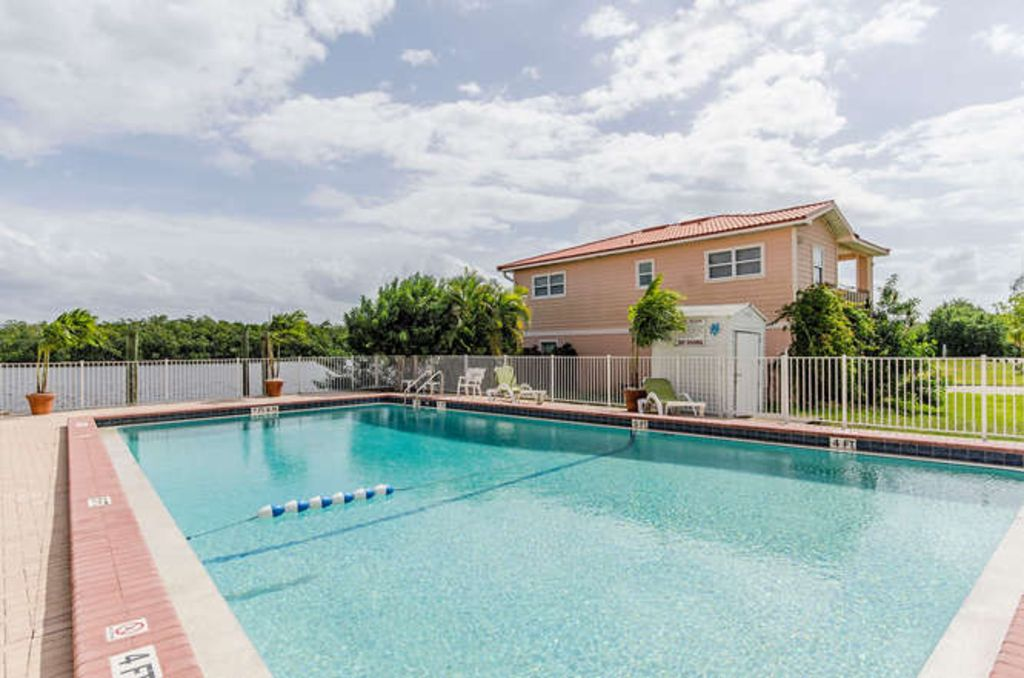 Stay in a waterfront villa in the everglades