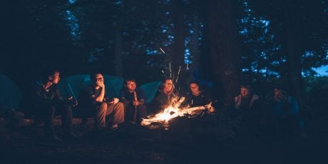How To Start A Bonfire in 2020: Camping Tips
