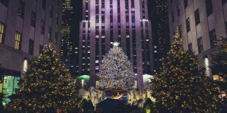 Best Christmas Towns for Christmas Vacations 2020
