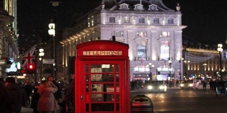 Things to do in London at Christmas, 2020