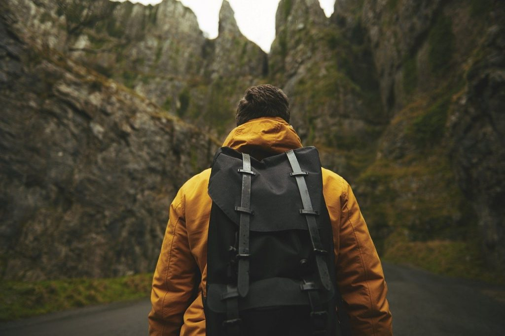 A day pack is one of the best Christmas gifts for outdoor enthusiasts.