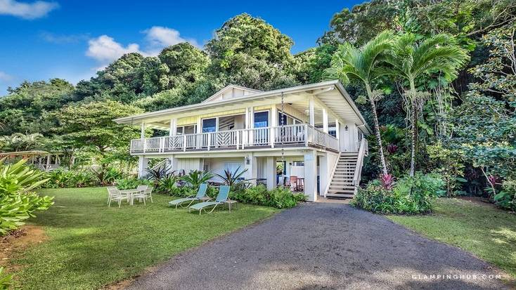 Summer vacations 2021 in this Hawaii beach house with discount travel