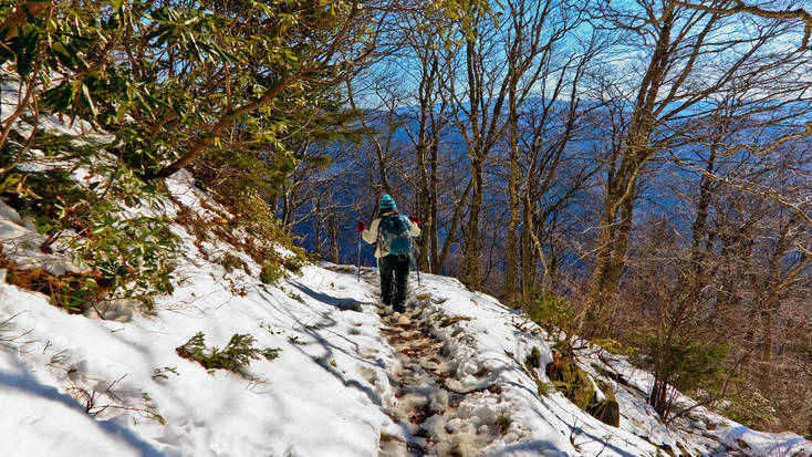 Discover the best hiking near Pigeon Forge