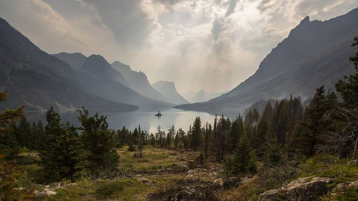 Head to Montana for a national park wedding