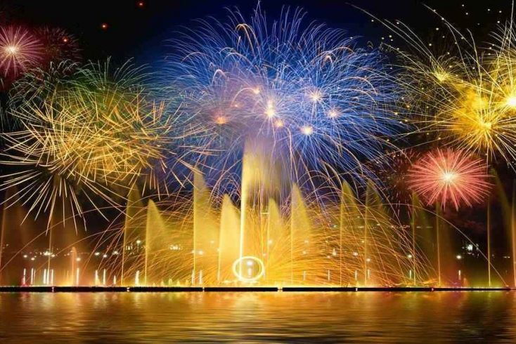 Fireworks to celebrate New Year's Eve 2019 | Things to do on New Year's Eve
