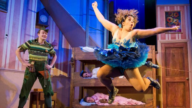 Head to the West End for a pantomime