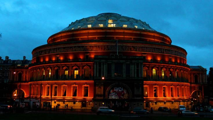 Sing carols in the iconic Royal Albert Hall