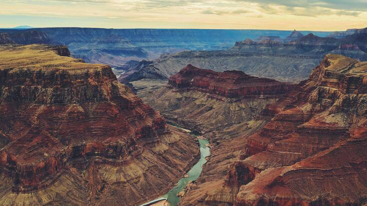 Spend New Year's Eve near the Grand Canyon