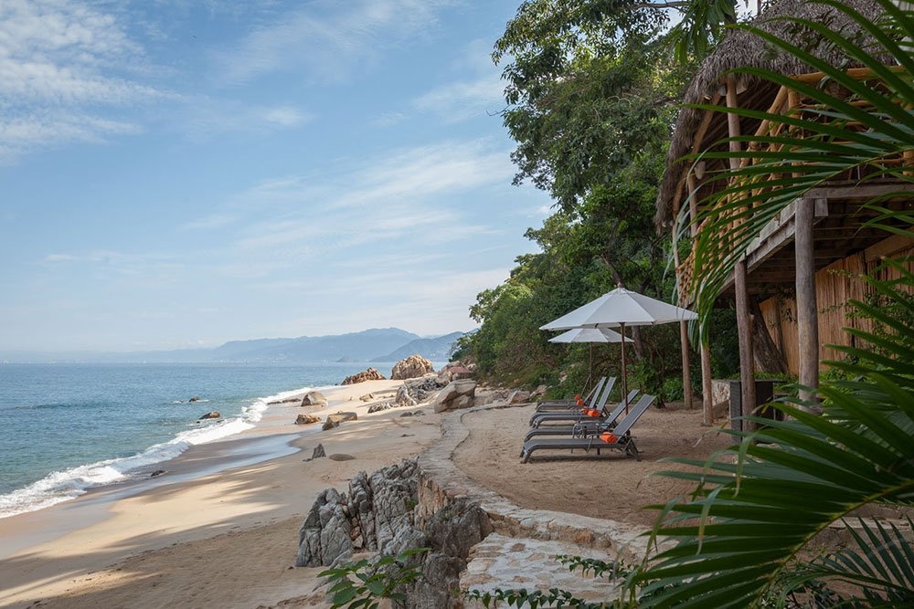 Check out some of the best beaches in Mexico.