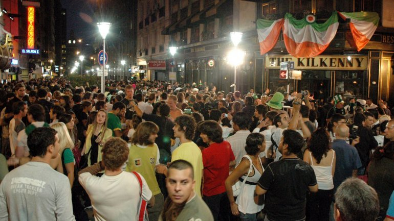 Celebrate Saint Patrick's Day in Buenos Aires