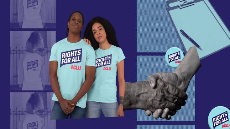 Volunteer with organizations like the ACLU