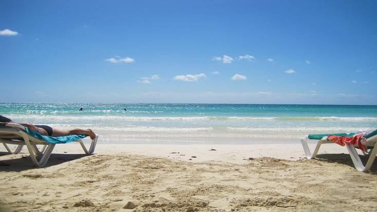 Discover the best beaches in the Bahamas