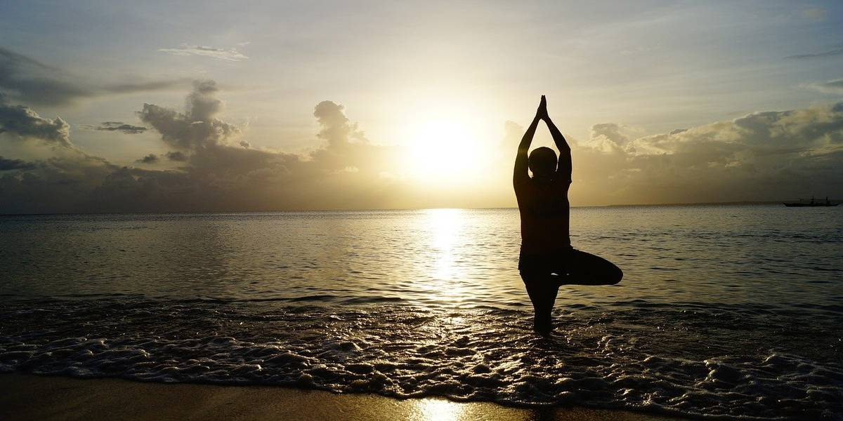 Say goodbye to Blue Monday with a yoga retreat