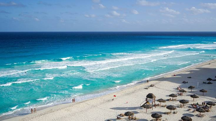Enjoy spring break in Cancun