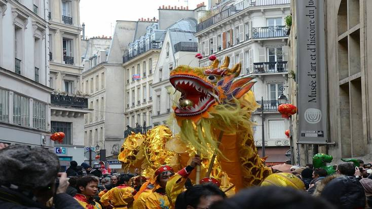 Head to Paris for Chinese New Year, 2020