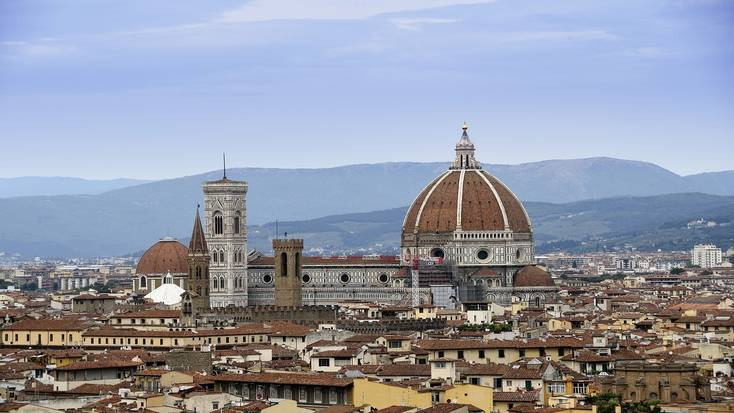 Enjoy a visit to Florence this Paddy's Day!