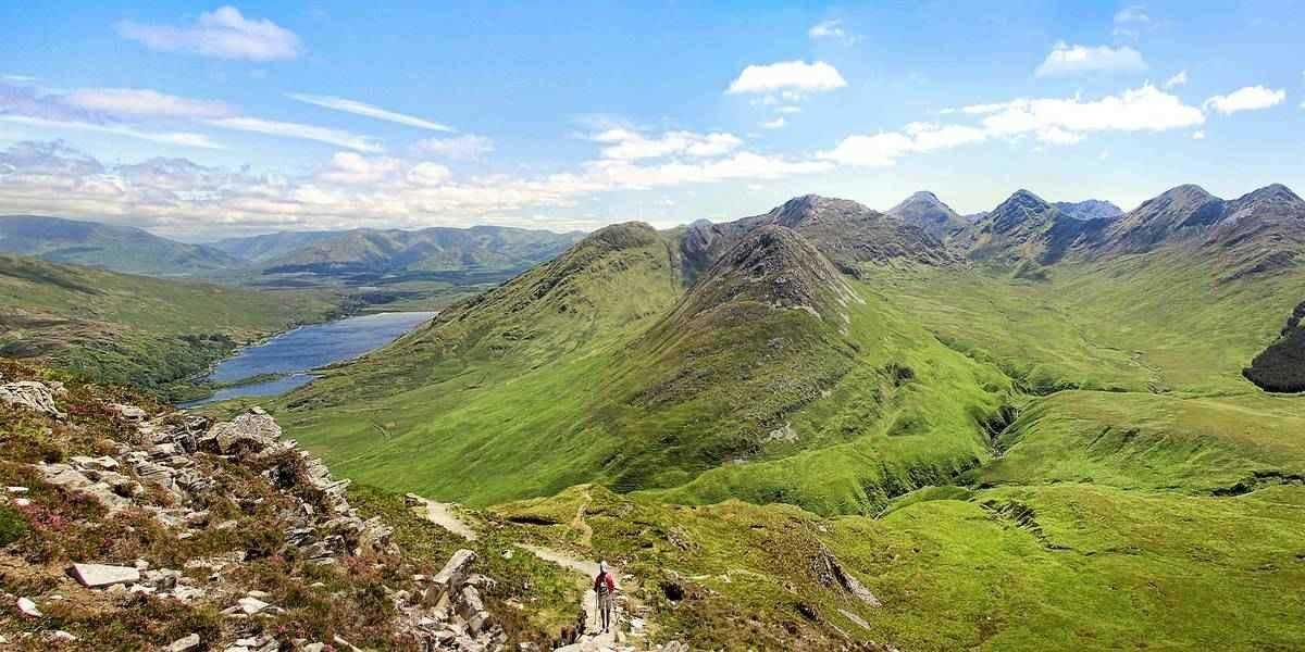 Explore the Irish countryside.