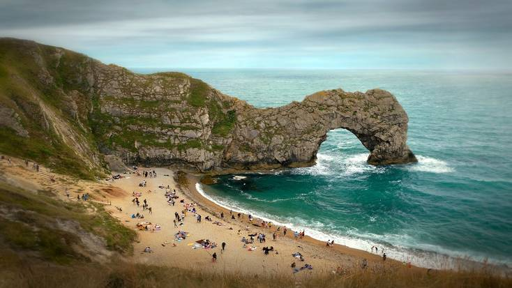 Explore the Jurassic Coast this Mother's Day weekend