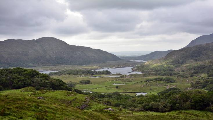 Head to Killarney National Park and walk over the rolling hills of the Emerald Isle.
