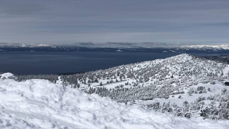 Try out some Lake Tahoe Skiing