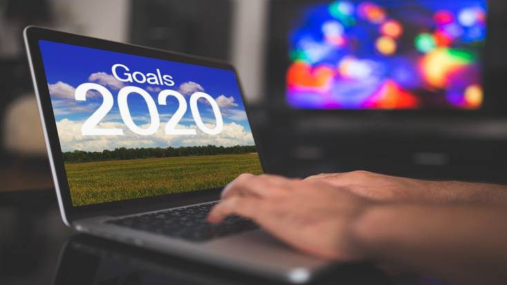 Get past the January blues by reassessing your goals for 2020