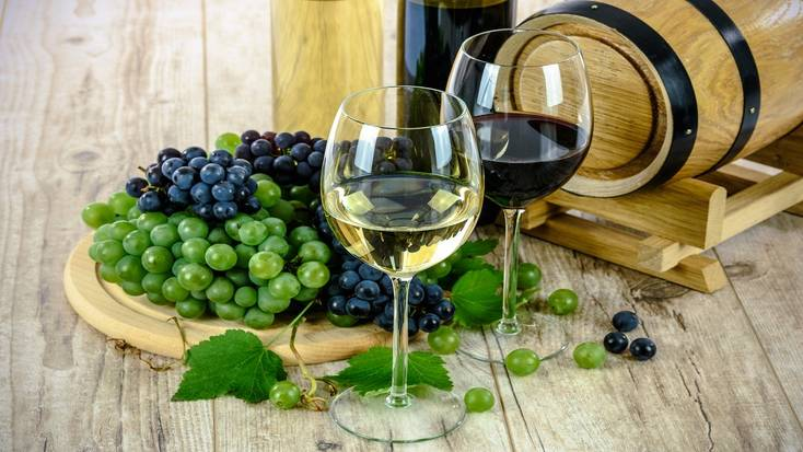 Enjoy more robust red and white wines when you visit the Dão region