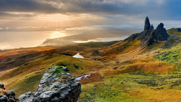 Discover the rugged beauty of the Scottish Highlands