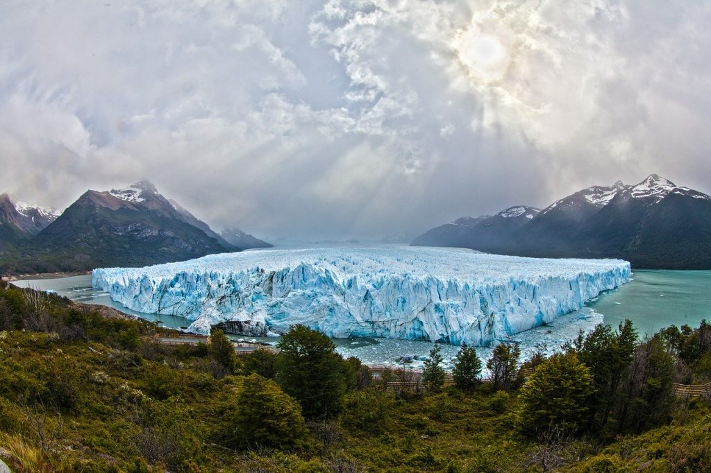 Perito Moreno Glacier is one of our unique places to travel in 2020