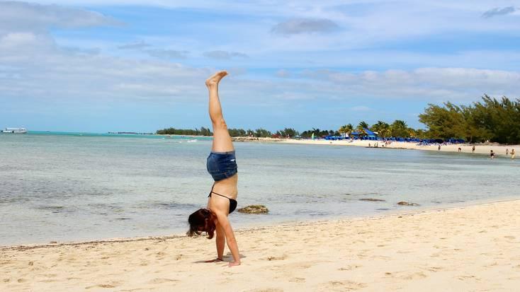 enjoy a Bahamas vacation in the winter