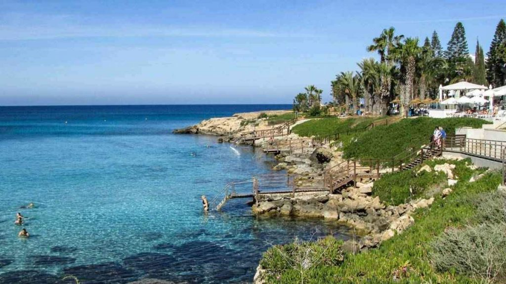 Escape the cold with some winter sun in Cyprus